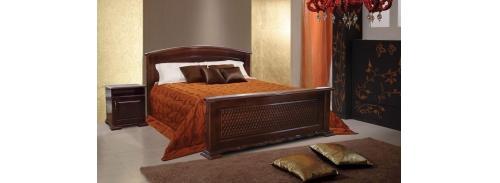 """Кровать """"массив бука"""" Алина"""